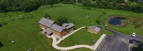 Vehe Farm from Drone