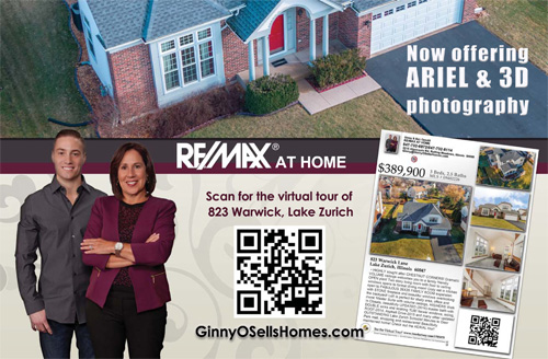 RE/MAX AT HOME- Ginny Opsahl