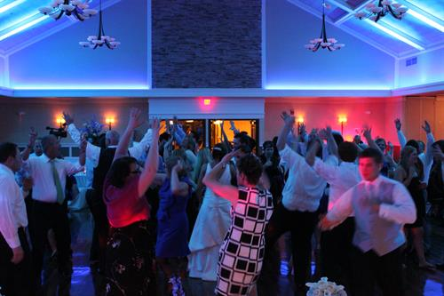 Dancing is ALWAYS GUARANTEED at any event!