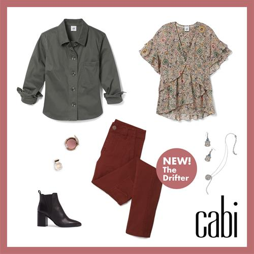 Cabi offers GREAT style & ideas! Let me show you how.