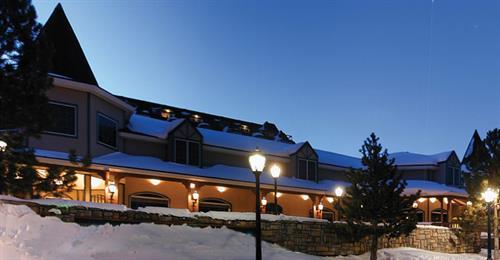 Lake Tahoe Resort Hotel