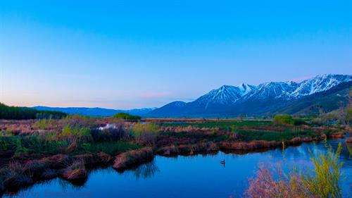 Carson Valley sunrise, photo courtesy Ewasko.com