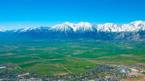 Carson Valley photo, courtesy Ewasko.com
