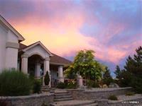 Beautiful Sierra Nevada Sunset