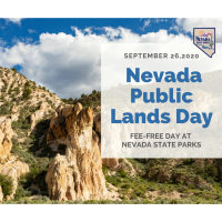 Celebrate Nevada Public Lands Day - Fee-Free Day at Nevada State Parks