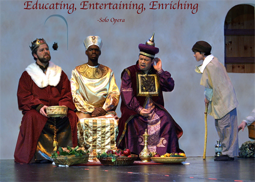 Amahl and the Night Visitors- 2001-2003