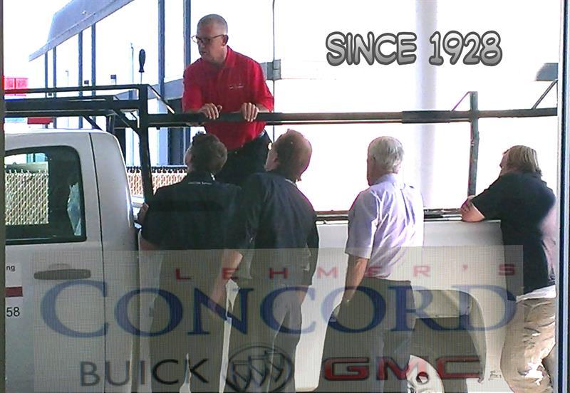Lehmer's Concord Buick GMC