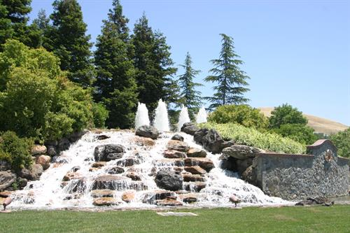 Clayton Fountain