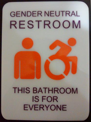 Gender Neutral Rest Rooms - 40 Center St Northampton