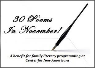 Annual literary fundraiser to give the gift of literacy
