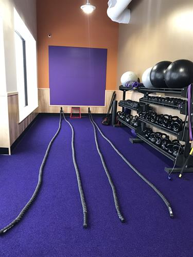 Functional Fitness Area