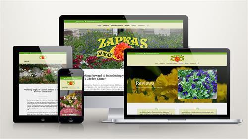 Zapka's Garden Center