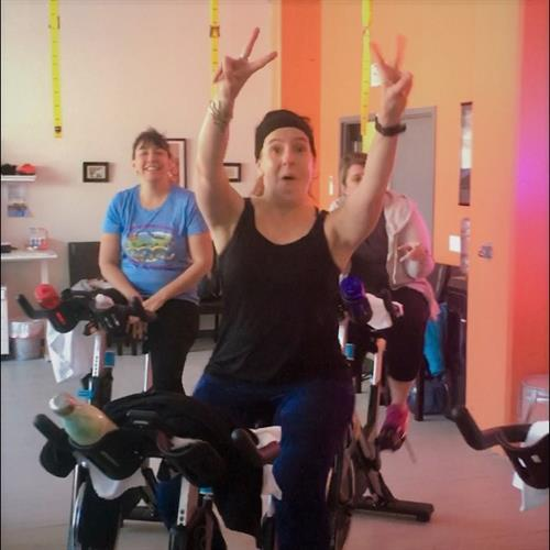 Fun Indoor Cycling Classes!