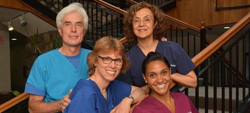 Drs. Clayton, Kleinman, Canby & Edwards