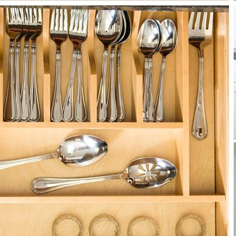 Custom Cutlery Inserts for Drawers