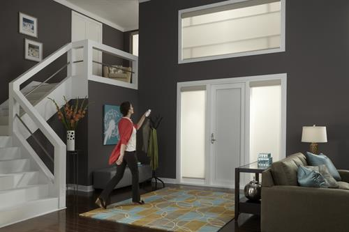 Smart Home by Lutron!