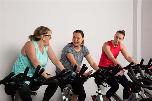 FX3 Fitness Indoor Cycling Class