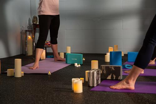 Gentle Flow Yoga by Candlelight