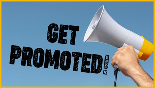 Need to promote a product, service, event or more? Give us a call!
