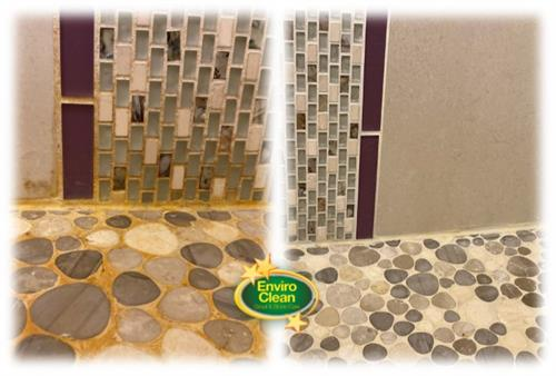 Showers are damp and can create a thriving place for pollution. Maintain your showers to improve your health.