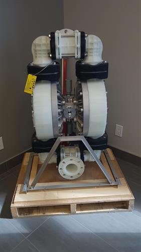 "3"" Air Operated Double Diaphragm pump (AODD)"