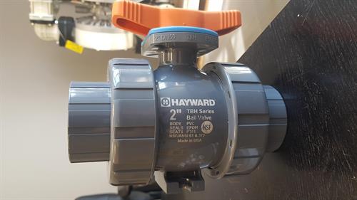 "2"" ball valve"