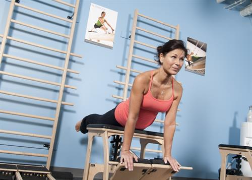 Intelligent Exercise: Pilates Reformer > classes or private sessions