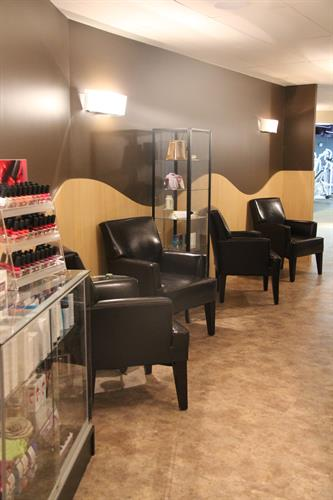 After you are done your work out, head over to True Balance to pamper yourself