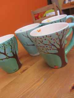 Mugs to order!