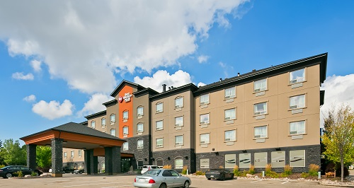 Welcome to Best Western Plus The Inn at St. Albert.