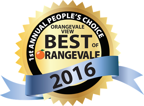 Winner - BEST OF ORANGEVALE - Realtor / Real Estate Office 2016