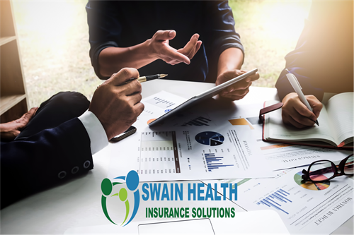 Business health insurance costs, options and comparisons.