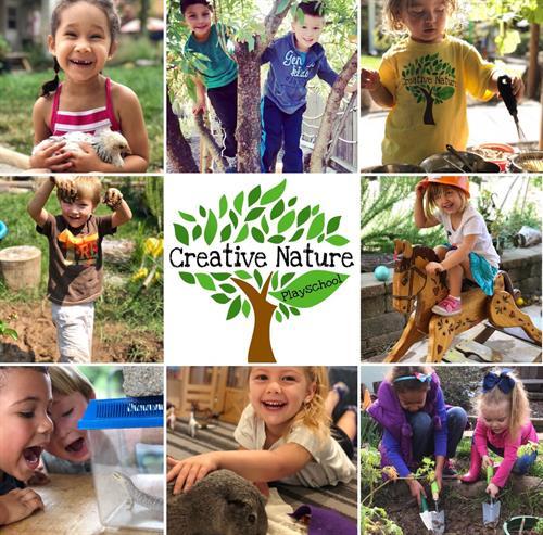 Creative Nature Playschool - Best Preschool in Orangevale!