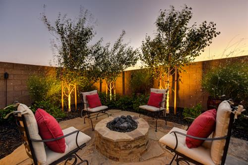 would you like to relax in your own backyard?
