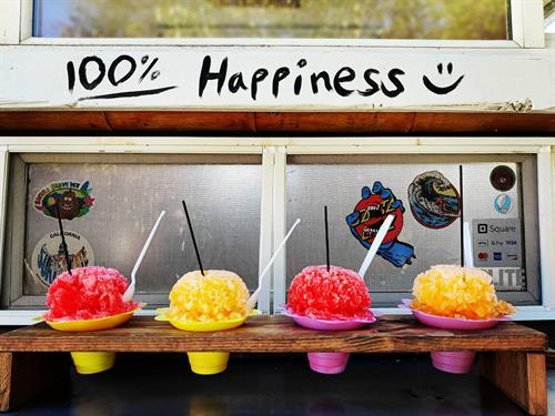 ALWAYS 100% happiness