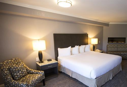 Fireplace Suite at Amanzi Hotel, Ventura
