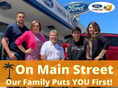Our Family Puts You First