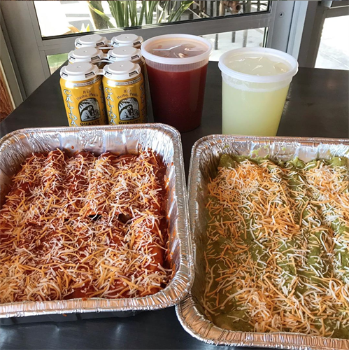 $35 Enchilada Meal Deal!