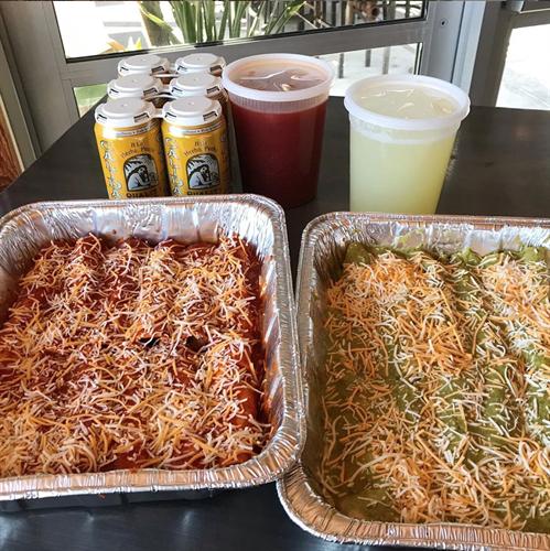 $35 Enchilada Meal Deal!