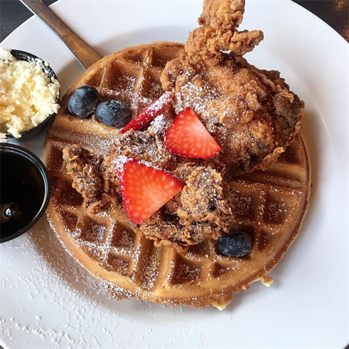 Chicken 'n Waffles