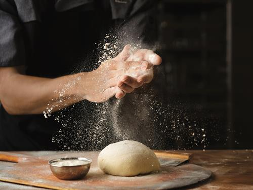 Dough - Freshly made from scratch in store every day
