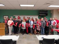 Local MCLI group attributes successful pet oxygen mask campaign to generous community
