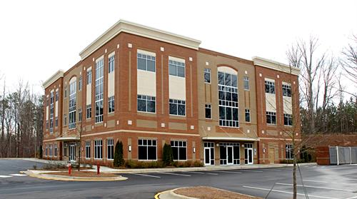 MacGregor Medical Building, Raleigh