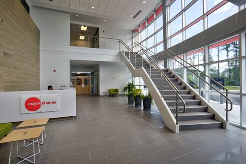 Mayne Pharmaceutical Visitor's Center, Greenville