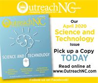 OutreachNC Sciene & Technology - April 2020