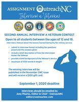 Interview A Veteran Contest