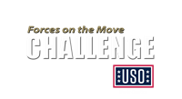 USO of NC - Forces on the Move Challenge VIRTUAL!