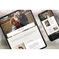 Loesch Studio Helps a Southern Pines Photographer Find her Niche with Military Weddings