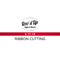 Chamber Ribbon Cutting - Rev'd Up Coffee & Classics