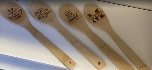 Custom Wooden Spoons - Amazing Gift - FREE ENGRAVING